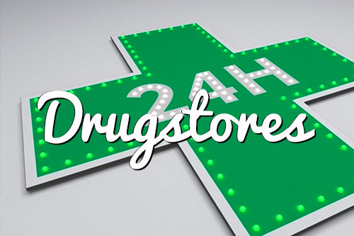 Drugstores in Fuengirola and Mijas