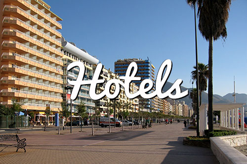 Hotels in Fuengirola and Mijas