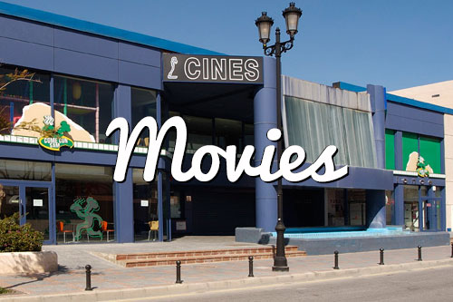 Movie Showtimes in Fuengirola and Mijas